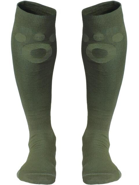 Röjk Merino Compression Socks Unisex Juniper